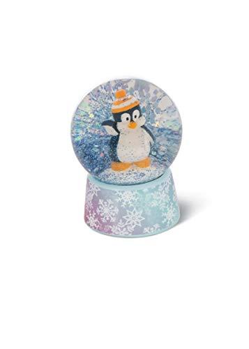 NICI 45755 Schüttelkugel Pinguin Peppi 6,5cm, süße Schneekugel mit Wintermotiv