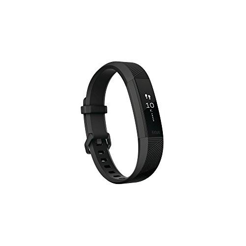 Fitbit Alta HR, Special Edition Black Gunmetal, Large (US Version)