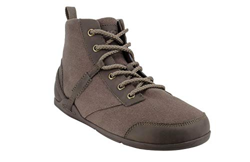 Xero Shoes Denver - Men's Lightweight Minimalist Barefoot-Style Water-Resistant Cold-Weather Ankle Boot Brown
