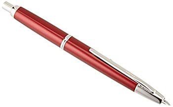 Pilot Fountain Pen Capless Decimo Red Body EF-Nib  FCT-15SR-R-EF