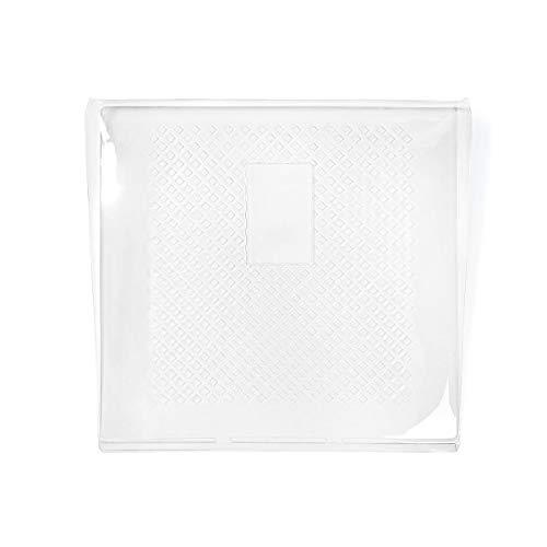 NEDIS Tropfschale für Kühl- / Gefrierschrank | 556 mm | 530 mm | 530 mm | 60 mm | Weiss | Kunststoff 530 mm Weiss