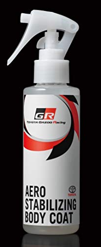 TOYOTA GAZOO Racing GR エアロスタビライジングボディコート 空力特性向上ボディコート