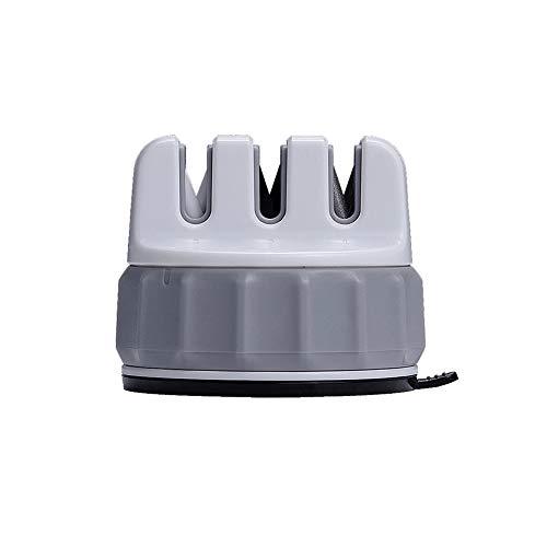 ZEYUE Mini Messerschärfer ABS-Harzmaterial Einhandschärfen Super Saug Küchenschärfstein Werkzeug