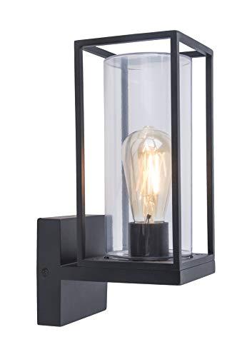 LUTEC FLAIR von Lutec mit E27 Fassung für Leuchtmittel bis zu 40 Watt 5288801012 Anthrazit