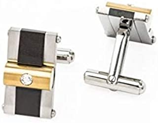 PAREJO CLV-0103 STAINLESS CUFFLINK FOR MEN