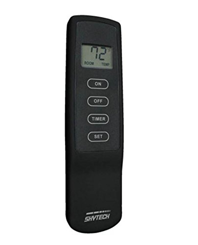 Skytech SKY-1001 T/LCD Fireplace Remote Control with Timer