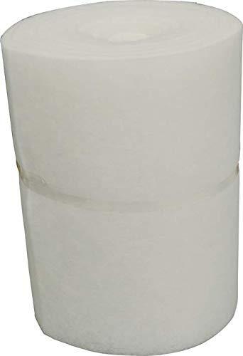 Filter für Dunstabzugshaube auf Rolle, Größe 45 cm, Rolle 20 m.