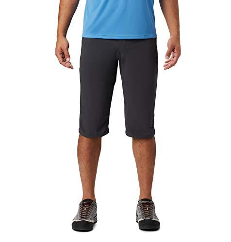 Mountain Hardwear Men's Logan Canyon 3/4 Pant - Dark Storm - 40 Regular