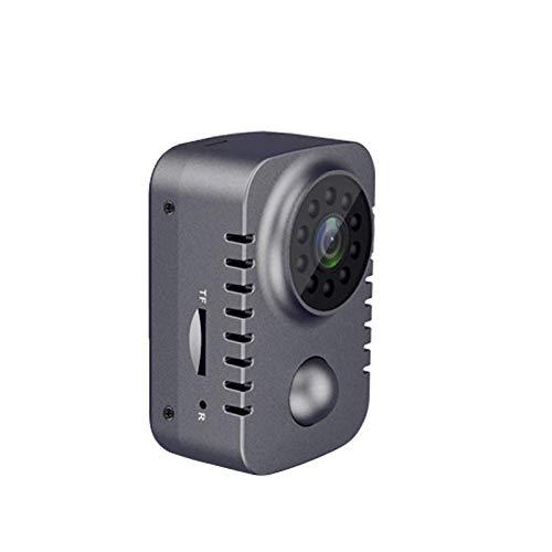 Shuang HD cámara de mano gran angular cámara infrarroja deportes cámara grabadora PIR cámara 1080 p gris cuerpo humano inducción 1080 p