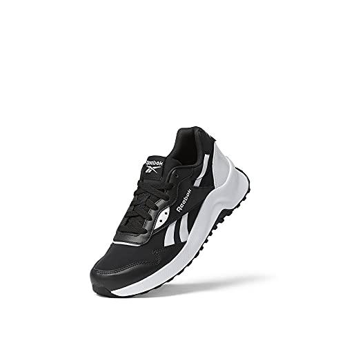 Reebok Heritance, Zapatillas de Running Mujer, NEGBÁS/NEGBÁS/FTWBLA, 35.5 EU