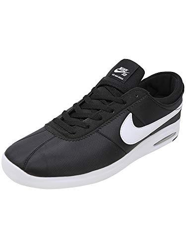 Nike Herren Sb Air Max Bruin Vpr Txt Fitnessschuhe, Schwarz (Black/White-White-Bl 001), 46 EU