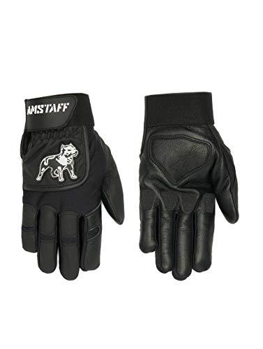 Amstaff Herren Handschuhe Migu schwarz L/XL
