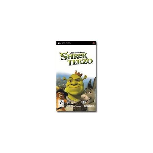 Activision Shrek Terzo, PSP