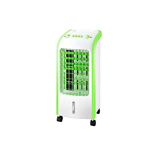 YAeele El Aire más Fresco, refrigerador de Aire Aire Acondicionado/Unidad de Aire Acondicionado/Ventilador de humidificación de Aire Acondicionado Ventilador refrigerado por Agua pequeña del acond