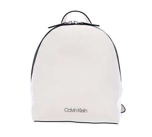 Calvin Klein Damen CK MUST Rucksäcke, Gebleichter Sand, OS