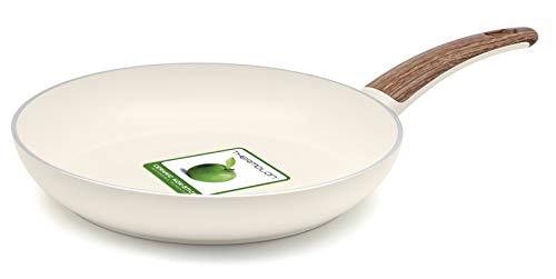 グリーンパン フライパン 26cm IH対応 セラミック こびり付きにくい フッ素不使用 ウッドビー CC001011-001
