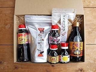 タケシゲ醤油 博多の味 満喫セット(7種入り)