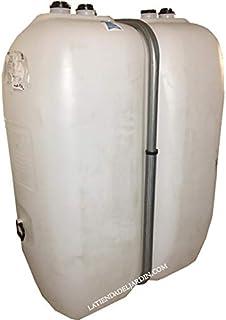 GASOLINE GASOLINE GASOIL 750 Liter ECKIG Länge 115 cm, Breite 62 cm, Höhe 147 cm