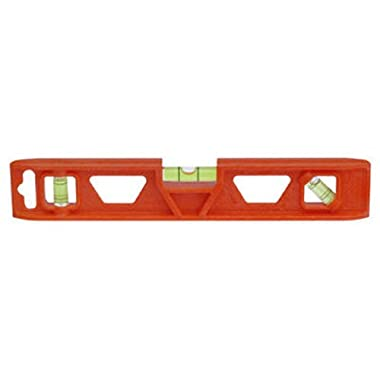 Johnson Level & Tool 1402-0900 Torpedo Level, 9-Inch, Orange