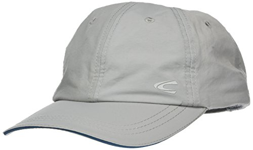 camel active Herren 406130 7C13 Baseball Cap, Grau (Grey 05), 90 (Herstellergröße: M)