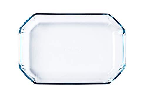 Pyrex Inspiration Fuentes para Horno, Acero Inoxidable, 27 x 18 cm