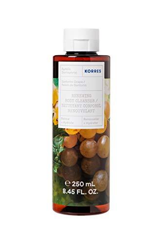 KORRES SANTORINI GRAPE Revitalisierendes Duschgel, 250 ml