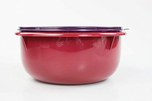 Tupperware Rührschüssel Peng 3,0 L Bordeaux/lila Hefeteig B11 Schüssel Germteig 36619