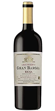 Vino Tinto Gran Baroja Gran Reserva Rioja Alavesa 75 CL
