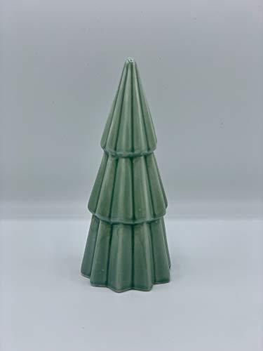 Werner Voß Tannenbaum aus Porzellan (15 cm Höhe, Weihnachtsdeko)