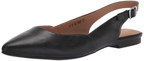 Top 10 best selling list for black sling back flat shoes
