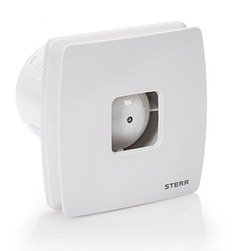 STERR - Ruhiger Badezimmerlüfter - LFS100-R
