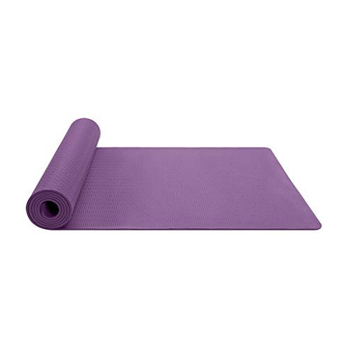 Btruely Gymnastikmatte Premium inkl. Tragegurt + Übungsposter + Workout App I Hautfreundliche Fitnessmatte Sticky Mat