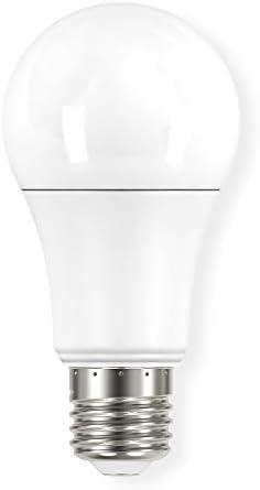 compatible con  Alexa y Google Home. Garza /® Smarthome temperatura y color Programable luz blanca neutra regulable con cambio de intensidad 2 Bombillas LED Estandar Intelegente Wifi E27
