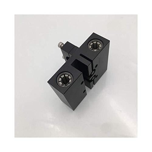 Neigei Piezas de Impresora 3D Funssor Anet A8 Prusa 3D Printer X Carriage V6 Upgrade Bowden Extruder Mount Kit (Color : Default)