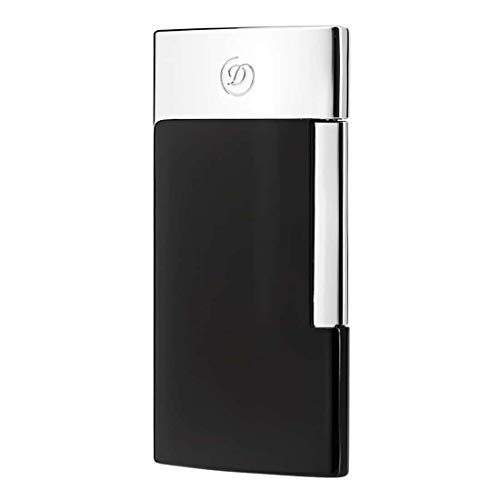 S.T. Dupont 027004E elektrische aansteker E-Slim zwart