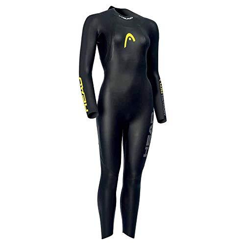 Head Openwater Free Wetsuit 3.2 Lady kombinezon damski L czarno-żółty