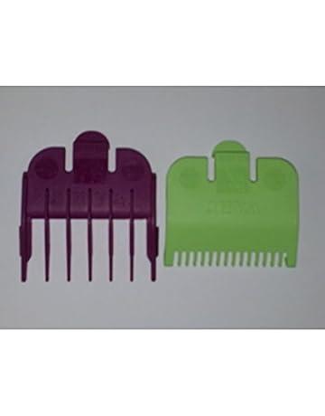 Peines-guía para cortapelos, barberos y afeitadoras corporales | Amazon.es