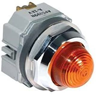 IDEC APD199DN-R-120V Pilot Light, RED, 30MM, 120-600VAC