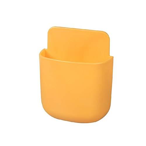 Mdsfe opbergbox afstandsbediening airconditioning bewaarkoffer telefoonstekker houder staander houder 1 stuk wandmontage organizer - 01 Large, A2
