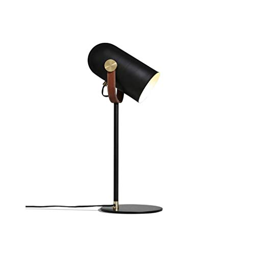 ZLMAY Escritorio del LED de la lámpara Eye-Caring lámparas de Mesa, for Cabecera, Banco de Trabajo, Trabajos manuales, Lectura, Pintura, Coser o Tejer