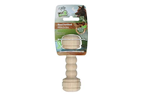 All for Paws Wild & Nature Dumbell en bois Taille M