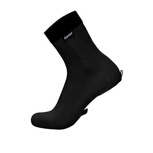 Santini Lycra TT - Zapatillas para Hombre, Hombre, Color Negro,...