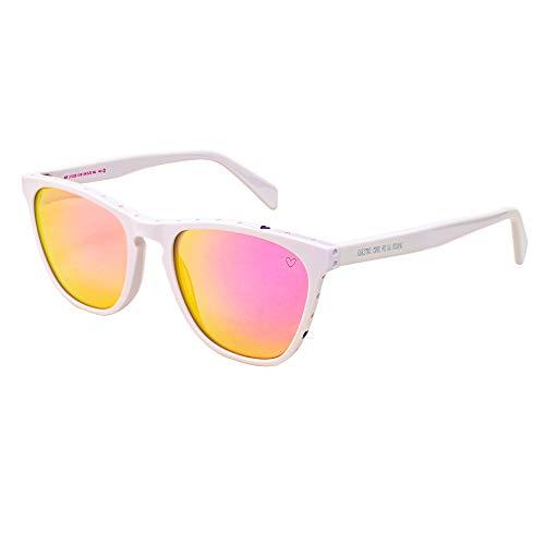 Agatha Ruiz de la Prada AR21325-518 Gafas, blanco, 54/20/140 para Mujer