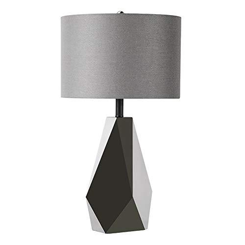 Lámparas de mesa decorativa industria Escandinavo lámpara de mesa, lámpara de cabecera del dormitorio, lámpara simple contador moderna creativa romántica de noche cálida, la decoración de la personal