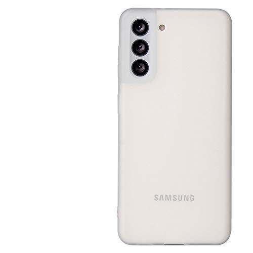 Funda Trasera Suave de Silicona Mate de TPU para Galaxy A52 5G 6.3 Pulgada
