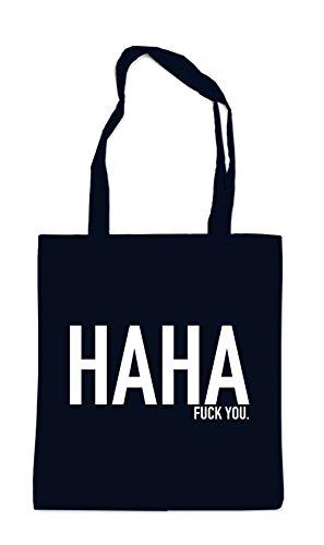 Certified Freak HAHA Bag Black