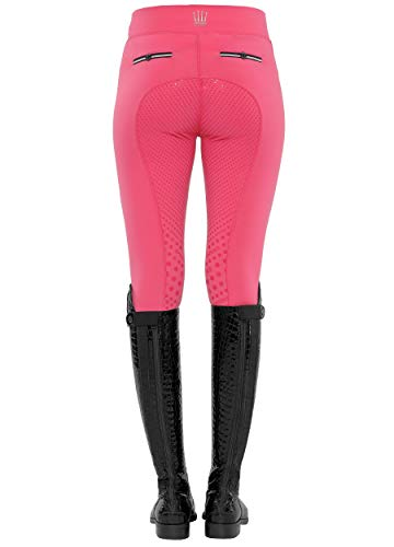SPOOKS Carla Full Grip Leggins - DE (Farbe: pink; Größe: M)