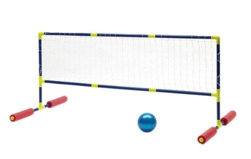 Wasser-Volleyballspiel inkl. Ball u. Pumpe Pool Volleyball Wasserspiel Strand