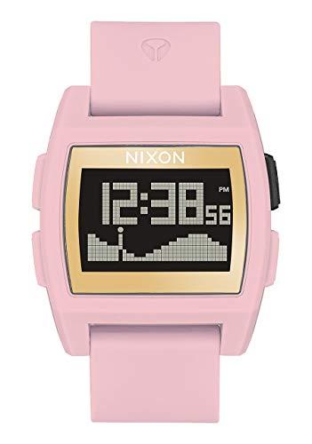 Nixon Base Tide Soft Pink/Gold/LH Watch