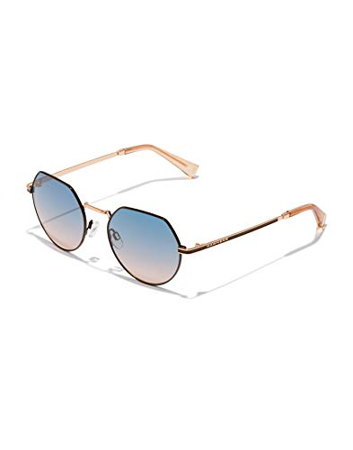 HAWKERS Aura Sunglasses, Azul, One Size Unisex-Adult